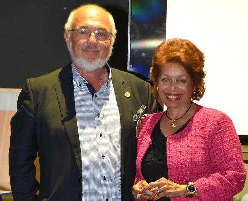 DG Hansruedi Moser und Bea Moser